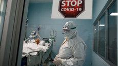 В России за сутки выявили менее 9 тысяч случаев коронавируса