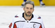 Овечкин обогнал Эспозито по количеству забитых шайб в НХЛ