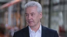 Собянин оценил эпидемиологическую ситуацию в Москве