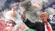 Подробности и реакции мира: Трамп предложил