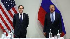 Лавров рассказал о встрече с главой Госдепа США