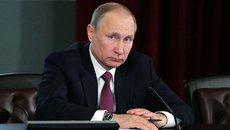 Путин ответил Байдену на резкую критику в свой адрес