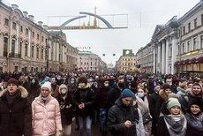В Петербурге суд отменил приговор глухонемому за выкрики на митинге