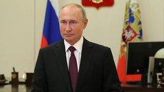 Путин поздравил Россиян с годовщиной воссоединения с Крымом