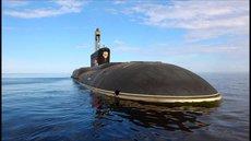 ВМФ России получит до конца года три атомные субмарины
