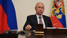 Путин пообещал Крыму один триллион рублей инвестиций