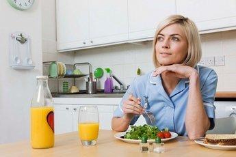 Как должно выглядеть питание женщины после 40 лет