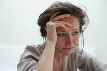 Панические атаки при менопаузе