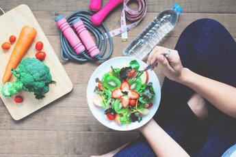 5 сказок о правильном питании