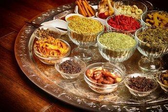 Питание по системе Аюрведы: каждый прием пищи должен состоять из шести вкусов