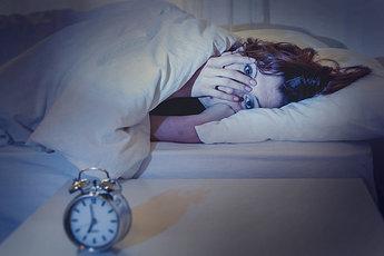 Сны во время жара совсем иные, чем у здорового человека