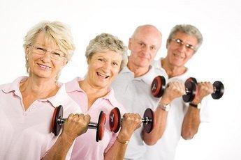 Регулярные нагрузки, начатые после 50, снижают риск ранней смерти