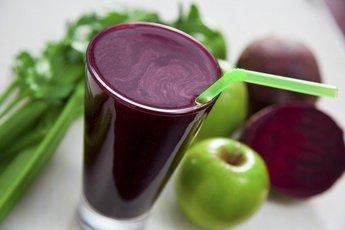Свекольный сок: применение, польза и противопоказания