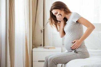 Когда тошнота при беременности опасна для жизни