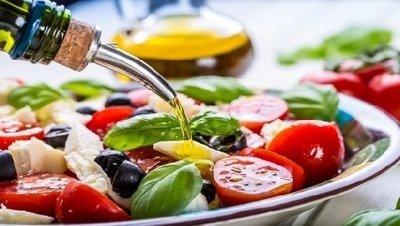 Плюсы средиземноморской диеты