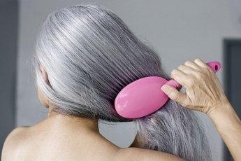 Причины ранней седины - генетика, неправильный уход за волосами и нездоровый образ жизни