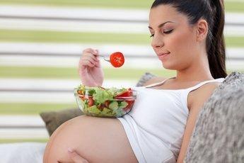 Ем и худею: как немного скинуть вес во время беременности
