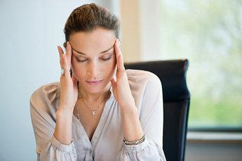 Негативные эмоции отрицательно отражаются на здоровье человека
