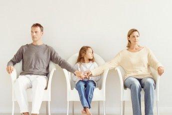 Что должен делать каждый родитель при разводе