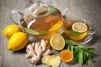 Мед: рецепты первой помощи при простуде
