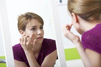 Частые отеки тела и высыпания на лице сигнализируют о серьезных проблемах со здоровьем