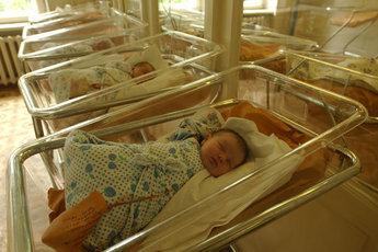 25-летняя иракская женщина родила семерняшек