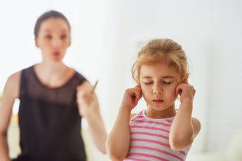 Угрозы, унижения, шантаж и другие недопустимые приемы в воспитании детей