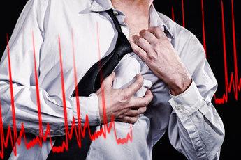 Мужчин в России убивают инфаркты и инсульты