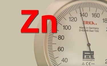 Высокое кровяное давление связано с дефицитом цинка