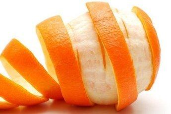 Зачем нужно употреблять в пищу апельсиновую кожуру