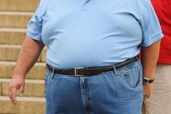 У каждого третьего мужчины в России диагностируется ожирение