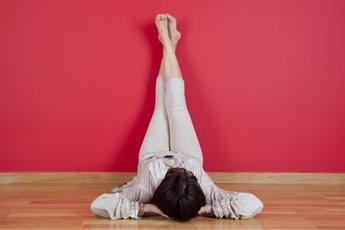 Три хороших упражнения для усталых ног